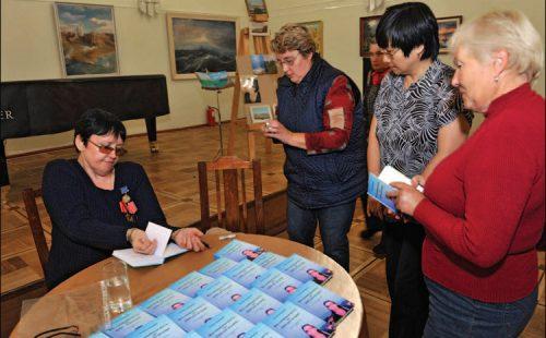 Выставка Чевордаевой 2011