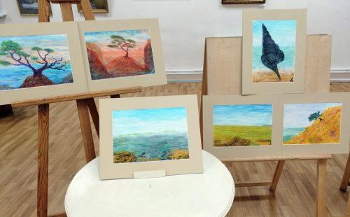 Картины Чевордаевой 2018 Таврика
