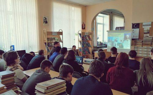 Лекция Чевордаевой в ИПЭК 020419