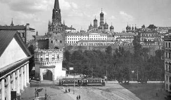 Земля священная – Москва