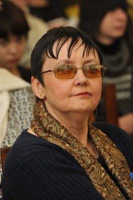 Татьяна Чевордаева фото