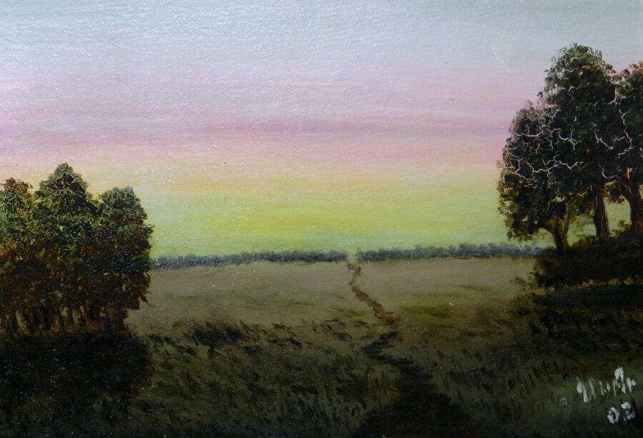 Картины Татьяны Чевордаевой
