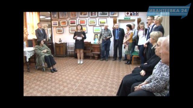 Выставка Татьяны Чевордаевой в Пушкино