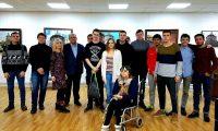Мотивационное выступление Чевордаевой со студентами ИПЭК  1