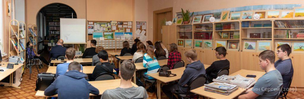 Прогулки по Ивантеевке для студентов Политеха