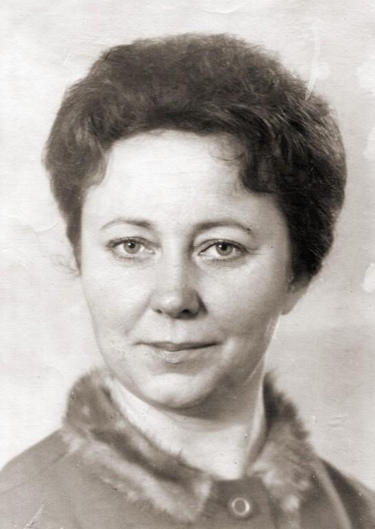 Мать Чевордаевой